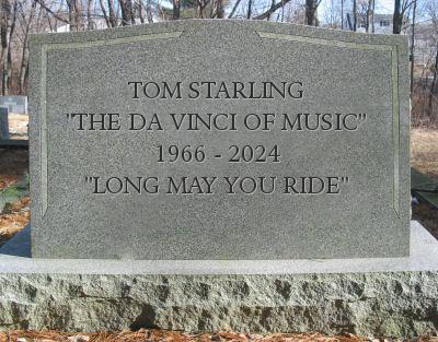 Dagen då musikendog