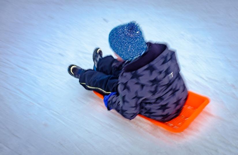Vad hände med barndomens snöiga, gladautomhusvintrar?