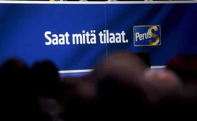 Sannfinländarna största partiet i opinionsmätningen: So what else is new? Det är de alltid just eftervalet